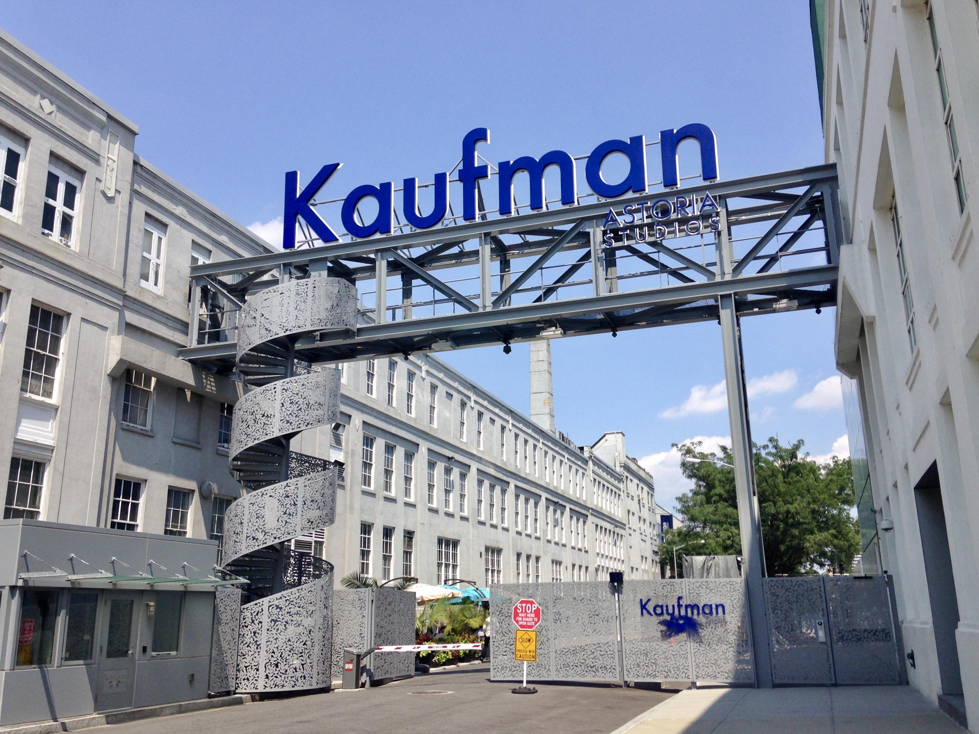 Kaufman Studios in Astoria, Queens