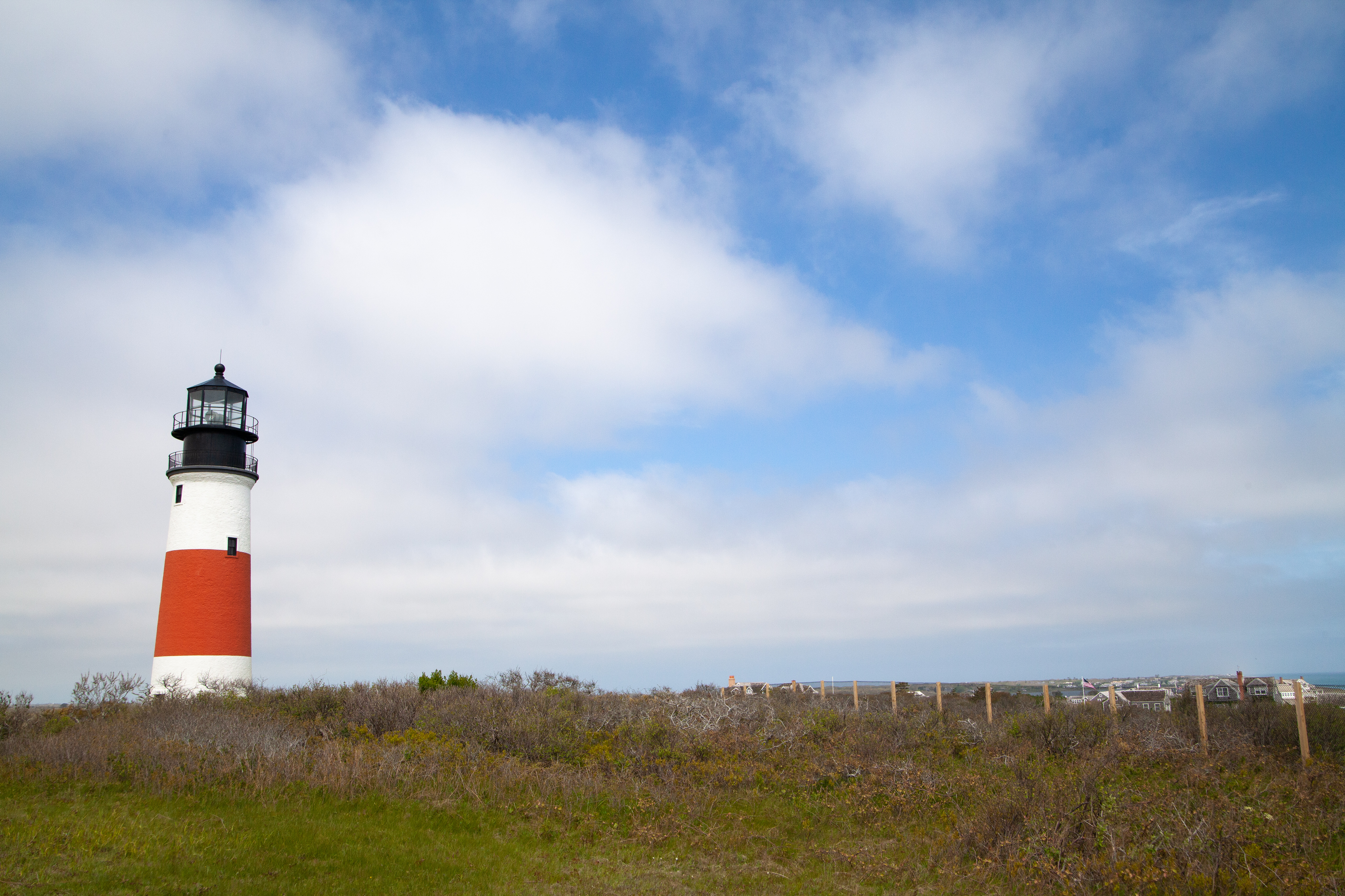 lighthouse in Nantucket